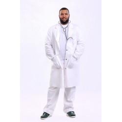 Mantil pantalone bele